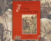 The Song of the Wise Oleg. Drawings by Victor Vasnetsov (Both In Russian and English, Paperback) -- 1988