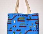Super Mario Bros Tote Bag
