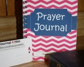 Mini Prayer and Praise Journal for Adults