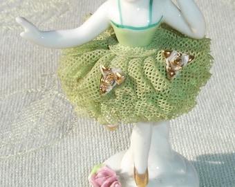 Vintage Occupied Japan Ballerina Figure