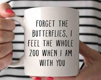 Coffee Mug, Girlfriend Mug, Funny Mug, Cute Mug, Mugs, Valentine Mug, Girlfriend Gift, Girlfriend Mug, Gift for Her, Anniversary Gift