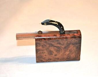 Surprise Snake in Box Handmade Game / Toy Vintage UK