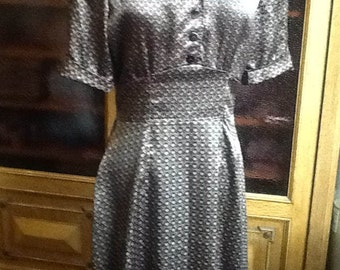 Vintage reproduction dress ' 50s, free shipping WORLDWIDE!