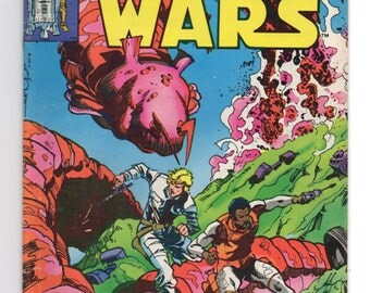 "Marvel Star Wars Comic #59 ""Bazarre"" - 1980 Star Wars"