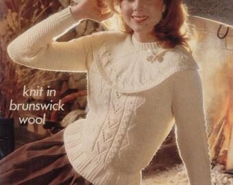Brunswick Sweater Classics--Volume 834