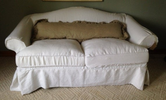 Sofa Slipcover-Seat Cushions Only-Custom made for your couch