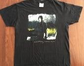 Vintage 1989-90 Paul McCartney World Tour Black Concert Tee