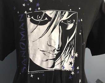 90s Vintage The Sandman 1994 graphic novel T-Shirt - XL X-LARGE