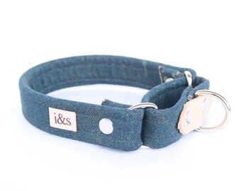Dog Collar - Martingale - The Mason Martingale