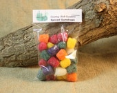 Spiced Gum Drop Candle Tarts, Candy Candle Melts, 1.5 oz Sample Bag