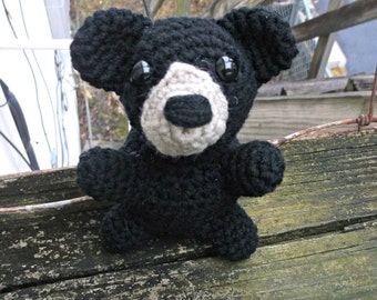 teddy bear, crochet black bear, teddy bear amigurumi, crochet bear, toy bear, ready to ship