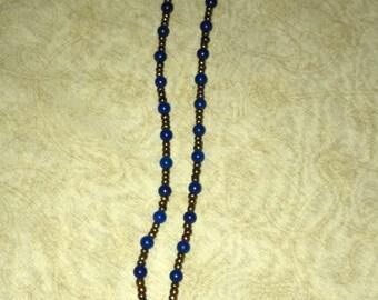 Egyptian Pagan (Kemetic) Scarab Rosary