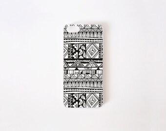 Tribal iPhone 5 Case - iPhone SE Case - Tribal iPhone 5s Case - Mapuche Pattern iPhone Case - Geometric iPhone Case - Navajo iPhone Case