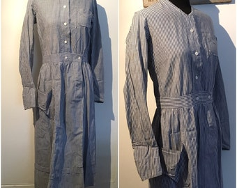 Antique 1910s 1920s Nurse Uniform