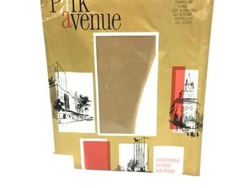 Vintage Nylon Stockings Park Avenue SISSY Beige