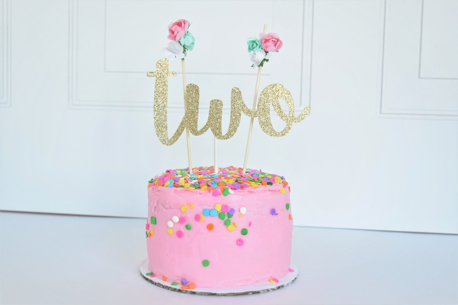 Two Year Old Birthday Cake Ideas
