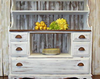 Modern Farmhouse Hutch