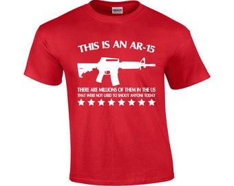 funny gun shirt etsy