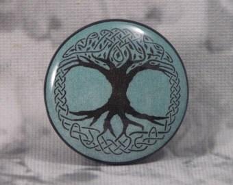 """1-1/2"""" Celtic Tree of Life Dresser Knobs - Celtic Knobs"""
