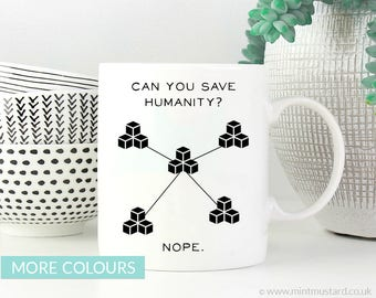 Pandemic Mug | Colour options | 11oz White Ceramic Coffee Mug | Board Game Geek | Gift for Geeks