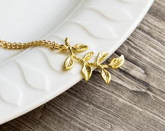 Golden chain branch