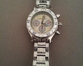 SUB Chronomarine - Quartz chronograph dive watch