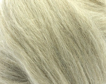 4 oz braid Baby Alpaca -  Gray