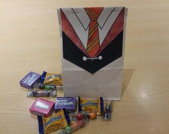 Color in Harry Potter Gift Bag Topper