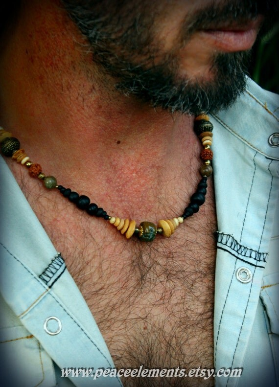 Mens Organic Clothing Jewelry