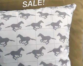 40% OFF Wild Horses Cushion Cover SALE