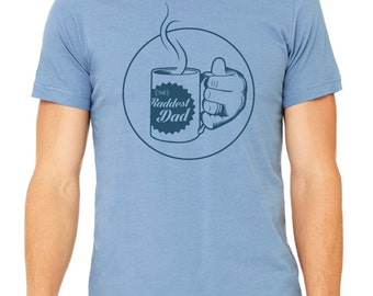 Coffee Time Tee, t-shirt, dad shirt, t shirt, gift for dad, dad stuff, coffee, parenting
