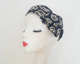Headband 1930's Vintage Inspired Repro Swing Flapper Lindy Hop