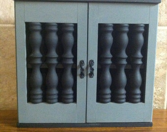 Witch's Potion Cabinet or Herb Cupboard