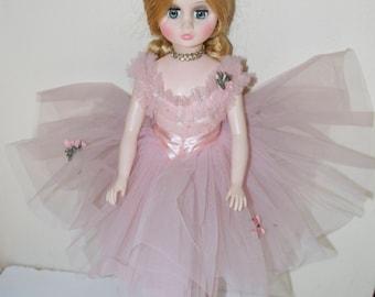 "Madame Alexander Elise 17"" Ballerina Doll Pink"