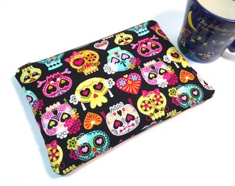 Sugar Skull iPad Case, iPad Air Case, iPad Mini Case, Tablet Case, Kindle Fire HDX Case, Galaxy Note Case, Galaxy Tab Case, Cute iPad Case