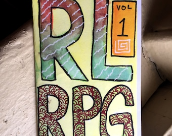 RL RPG vol. 1