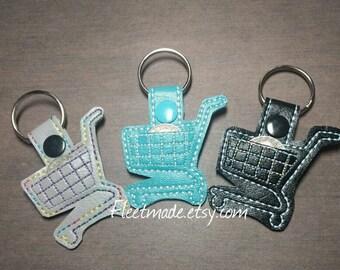 Aldi Quarter Keeper Aldi Keychain Quarter Holder Cart Coin Key Fob| Coin holder Key Chain Shopping key chain