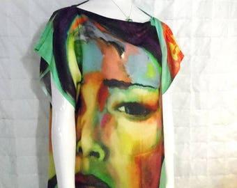 Disorder Original Art 'Thiri' Tunic Dress