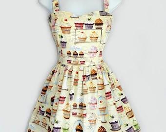 Cupcake Bakery dress