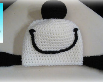 Snoopy Happy Dance Beanie Hat - Charlie Brown Peanuts Accessories