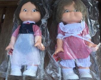 Campbells Soup Kids dolls