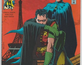 Robin #1 1st Solo Series 1991 DC Comic Book Batman Comics Chuck Dixon Brian Bolland
