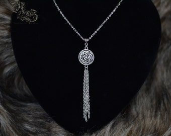 "Necklace "" Tears from the past "" - Medieval, celtic, viking"