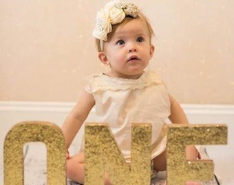 Custom Numbers and/or Letters for Birthday Party, Photo Shoot, Wedding