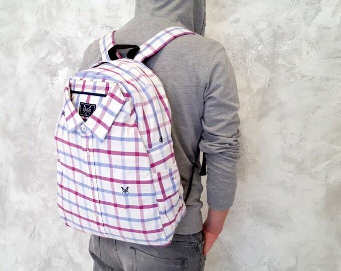 Boho backpack, rucksack, backpack, backpack pattern, backpack satchel, backpack for him, backpack for women, backpack for men, college bag
