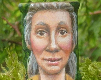 Jane Goodall spool