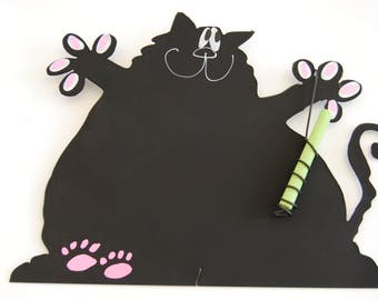 Fat Cat Chalkboard