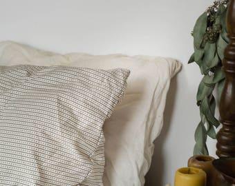 Set of 2 Cotton Pillowcases