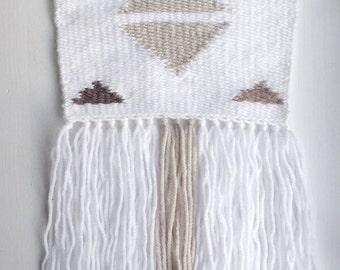 Woven Wall Hanging | Wall Weaving | Woven Wall Art | Wall Art | Tapestry | Woven Tapestry | Wall Hanging | Small Wall Hanging | Wall Decor