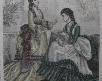 Fashion plate, 1872